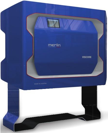 Nuevo humidificador alta presión VISCORE de MERLIN