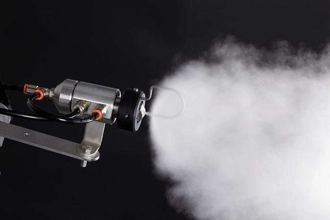 Humidificador Agua - Aire comprimido FOG SYSTEM
